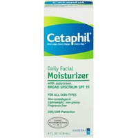 Cetaphil Daily Facial with Sunscreen Moisturizer
