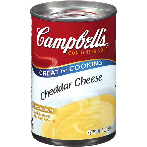 Campbell's Cheddar Cheese Condensed Soup