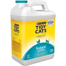 Purina Tidy Cats Clumping Litter Instant Action for Multiple Cats 20 lb. Jug
