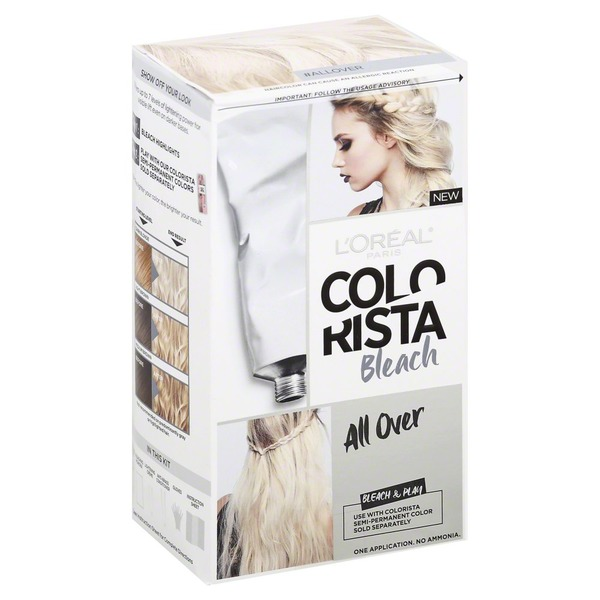 H-E-B L Oreal Paris Colorista Bleach All Over Kit Delivery Online in ... 6ddd198af69