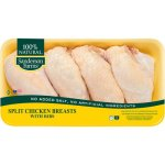 Sanderson Farms Fresh Chicken Split Breast with Ribs, Value Pack 2.5-3.7 lbs