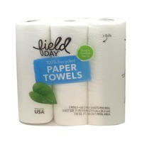 Field Day 100% Recycled Paper Towels