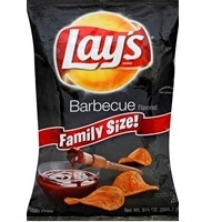 Lays Potato Chips Barbecue