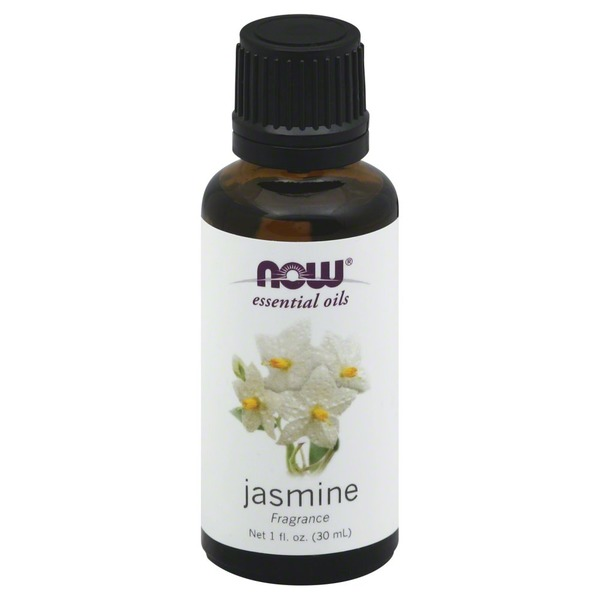 Now Essential Oils, Jasmine, Fragrance, Botttle