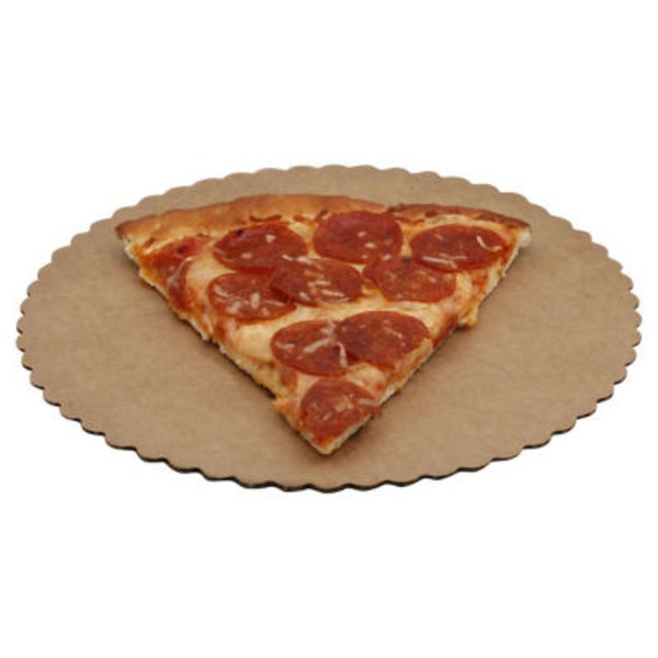 H-E-B Chef's Prepared Pepperoni Pizza Slice