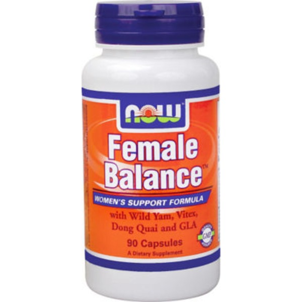Now Female Balance Capsules