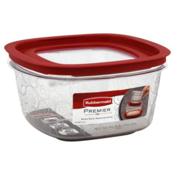 Rubbermaid Container, 14 Cups
