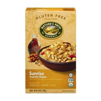 Nature's Path Organic Sunrise Crunchy Maple Cereal Gluten Free