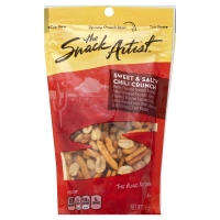 The Snack Artist Sweet And Salty Chili Crunch