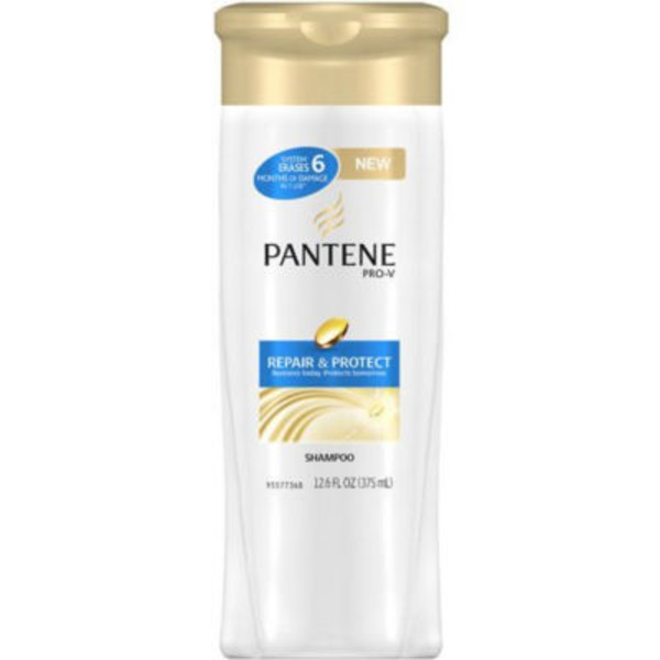 Pantene Repair & Protect Pantene Repair & Protect Miracle Repairing Shampoo With Trial Size Repair & Protect Miracle Protecting Conditioner Kit  Female Hair Care