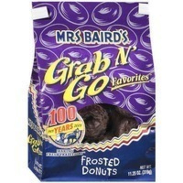 Mrs. Baird's Frosted Donuts