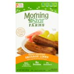 Morning Star Farms Veggie Breakfast Sausage Links, 8 oz