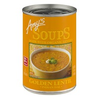 Amy's Soups Golden Lentil