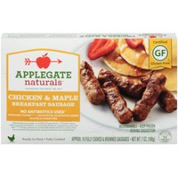 Applegate Chicken & Maple Breakfast Sausage Links 7oz