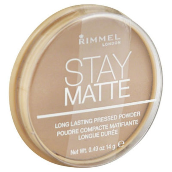 Rimmel Silky Beige Long Lasting Pressed Powder