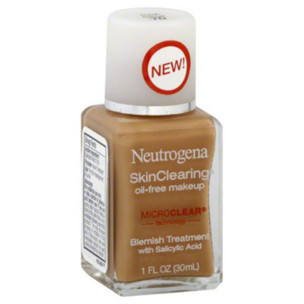 Neutrogena® Oil-Free Makeup Fresh Beige 70 Skin Clearing®