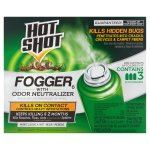 Hot Shot Fogger 6 with Odor Neutralizer, 3 count, 2 oz