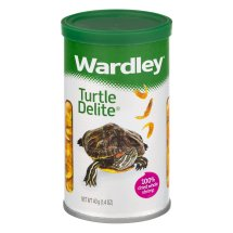 Wardley Turtle Delight Reptile Food, 1.4 oz