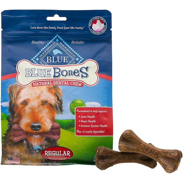 Blue Buffalo Dental Bones All Natural Oral Health Care Chew