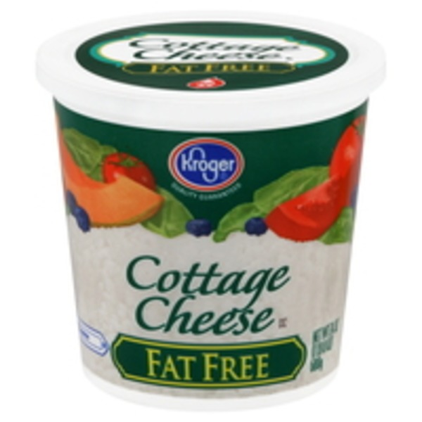 Kroger Fat Free Cottage Cheese