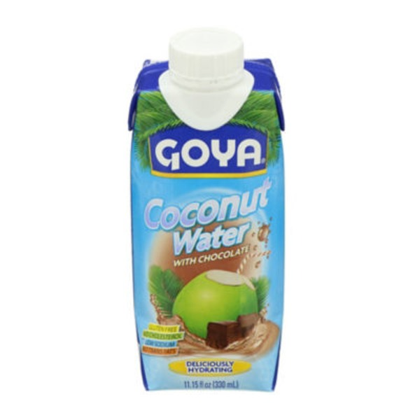 Goya Chocolate Coconut Water
