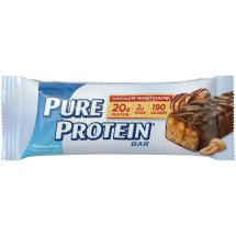 Pure Protein Bar, 20 Grams of Protein, Triple Layer Chocolate Peanut Caramel, 1.76 Oz, 6 Ct