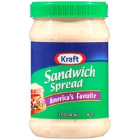 Kraft Specialty Sauces Sandwich Spread