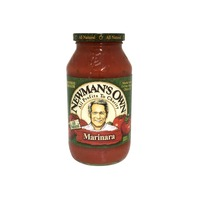 Newman's Own All Natural Marinara Pasta Sauce