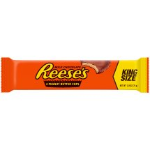REESE'S King Size Peanut Butter Cups, 2.8 oz