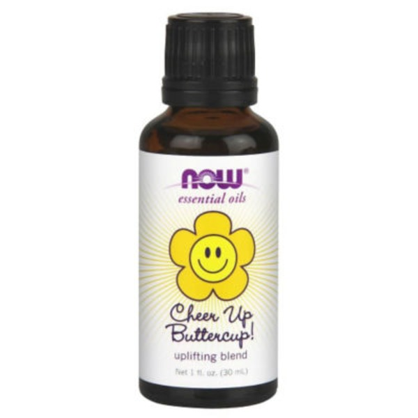 Now Essential Oils Cheer Up ButterCup Uplifting Blend