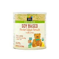 365 Organic  Soy Based Infant Formula