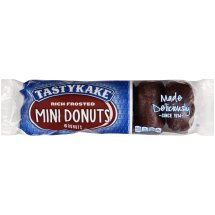 Tastykake® Rich Frosted Mini Donuts 3.3 oz. Pack