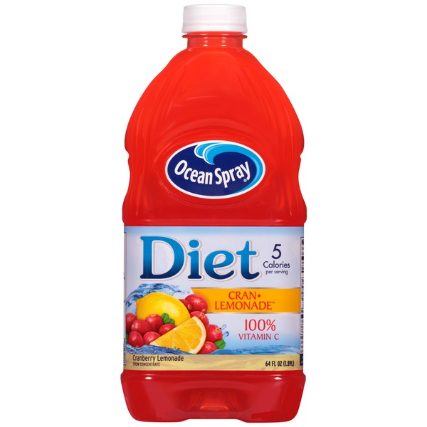 Ocean Spray Diet Diet Cran-Lemonade Juice