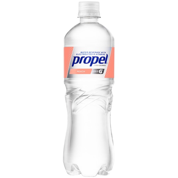 Propel Peach with Electrolytes & Vitamins Water Beverage