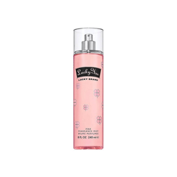 Elizabeth Arden Women's Lucky You Fine Fragrance Mist