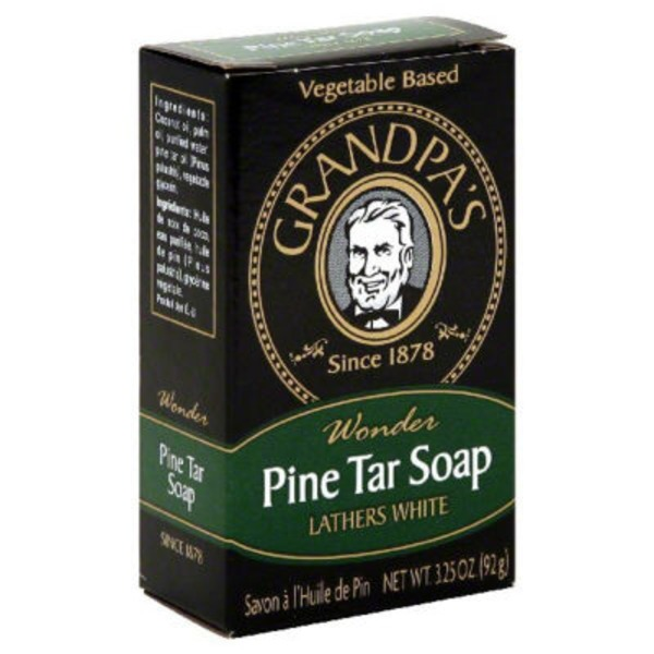 Grandpa's Soap Co. Wonder Pine Tar Soap