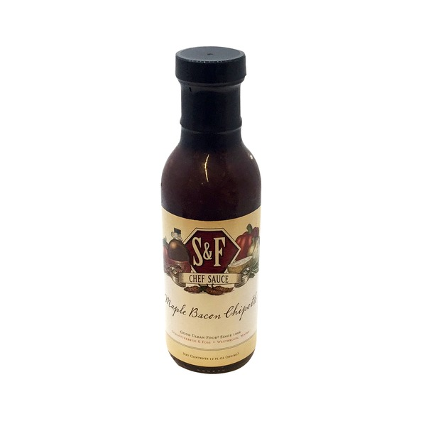 Schlotterbeck & Foss Maple Bacon Chipotle Sauce