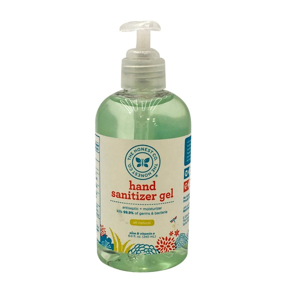 The Honest Company Hand Sanitizer Gel