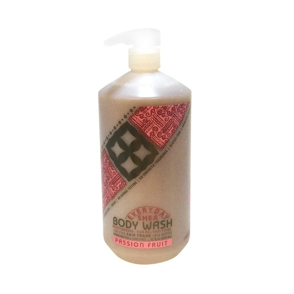 Everday Shea Body Wash Passion fruit