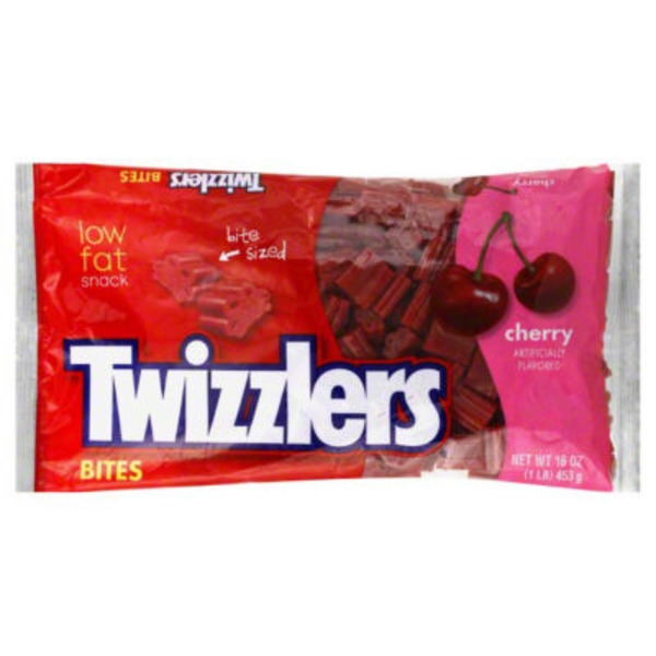 Twizzlers Cherry Bites Candy
