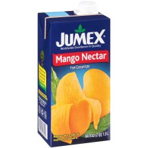 Jumex Fruit Nectar, Mango, 64 Fl Oz, 1 Count