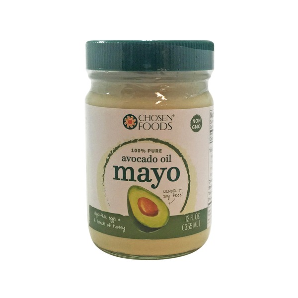 Chosen Foods Mayo, Avocado Oil, Traditional