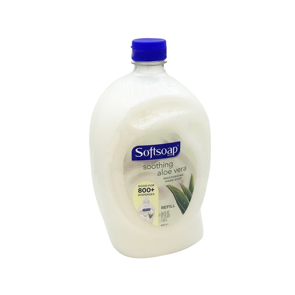 Softsoap Soothing Aloe Vera Liquid Hand Soap Refill