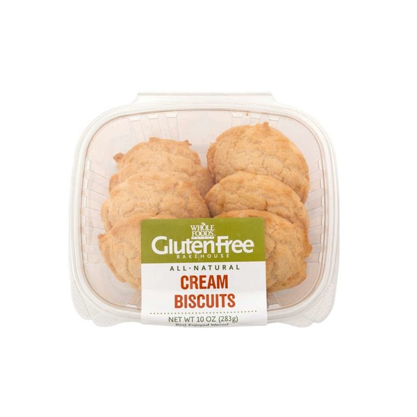 Whole Foods Market Gluten Free Cream Biscuits