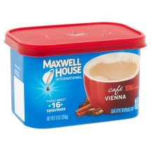 Maxwell House International Cafe Vienna Coffee Beverage Mix, 9 oz