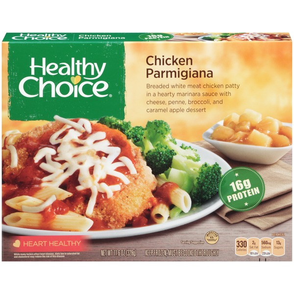 Healthy Choice Chicken Parmigiana Complete Meals