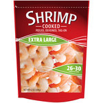 Extra Large Cooked Shrimp
