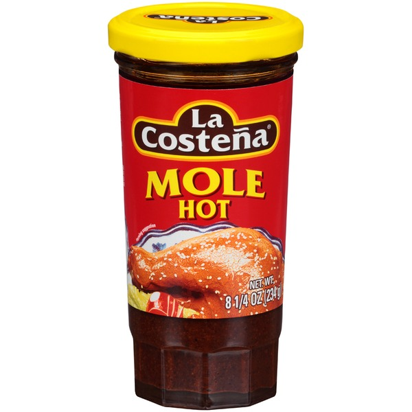 La Costeña Mole Hot Sauce
