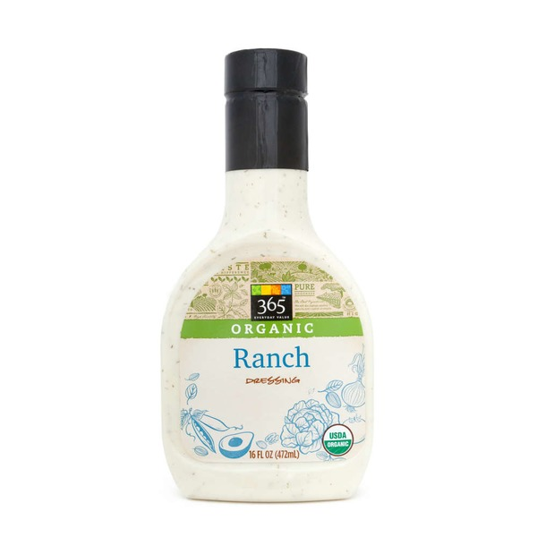 365 Organics Ranch Dressing