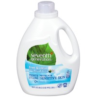 Seventh Generation Natural Free & Clear Laundry Detergent